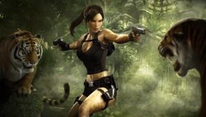 Tomb Raider videojáték karakter