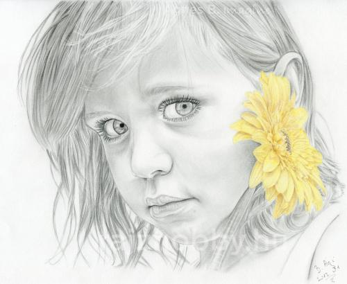 Lány és a virág