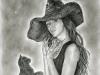 Halloween-i boszorkány by Agnes Buronyi