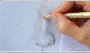 Orr rajzolás - Bónuszok tananyag