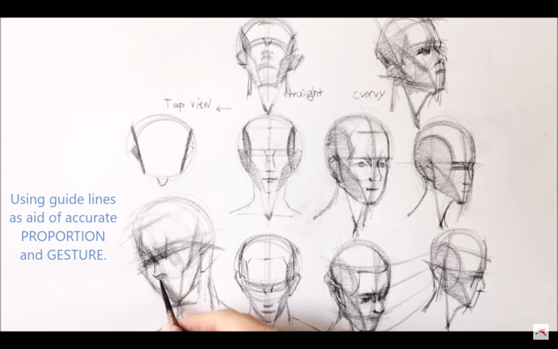 hogyan rajzoljunk asztalt a látáshoz
