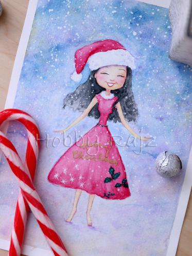 Christmas Illustration/ Karácsonyi illusztráció