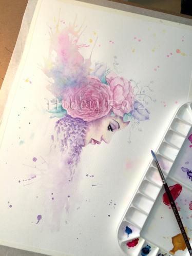 In Flowers/ Virágok közt