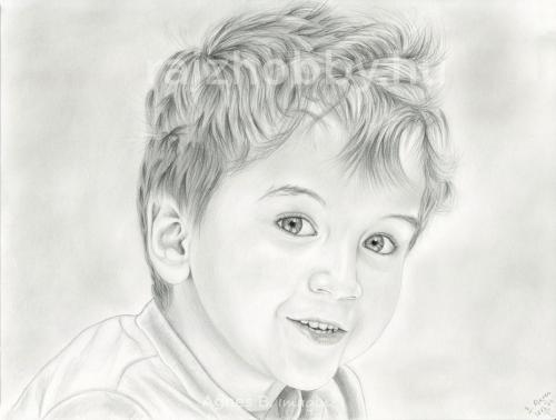Kisfiú, portrérendelés