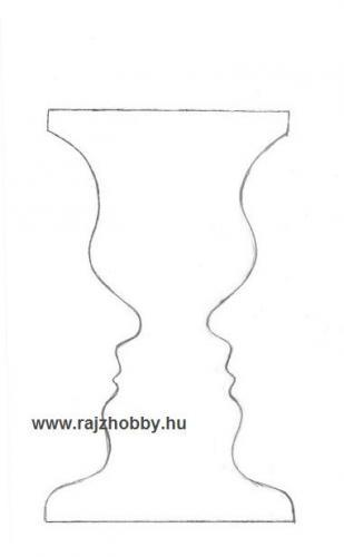 Váza vagy arcok